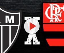 Campeonato Brasileiro: Atlético-MG x Flamengo ao vivo