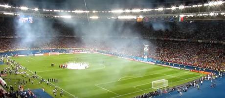 Lo stadio Olimpico di Kiev ospiterà la finale di Champions