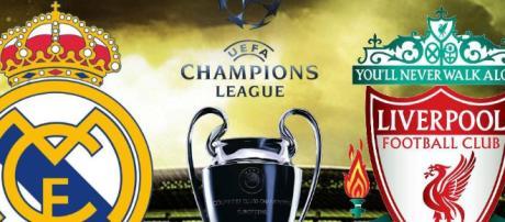 Real Madrid-Liverpool: final de la Champions League