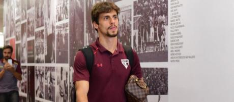 Rodrigo Caio pretende deixar o São Paulo