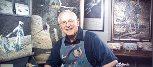 Alan Bean {image courtesy Matthew Bisanz wikimedia commons]