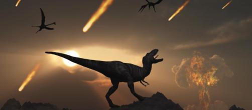 dinosaurios ya se extinguían antes de que un asteroide impactara ... - lavanguardia.com