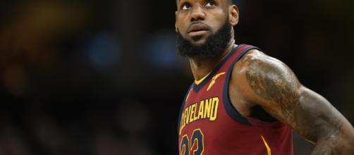 Lebron James mène Cleveland en finale NBA