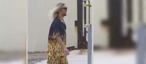 "Matthew McConaughey was ""Snooped"" by rapper Snoop Dogg while filming ""The Beach Bum"" [Image Jimmy Kimmel Live/YouTube]"
