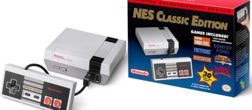 Nintendo NES esta por salir a la venta pronto nuevamente