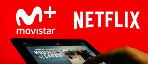 Películas, series y documentales de Netflix se disfrutarán en Movistar