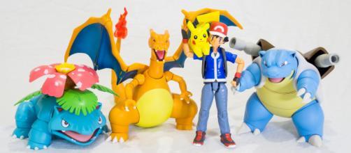 Pokemon has been around sense 1996. - [Adam Purves / Flickr]