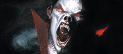Sony e Marvel realizzano 'Morbius The Living Vampire', film sul vampiro dei fumetti.