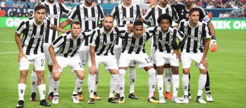 Una formazione della Juventus 2018