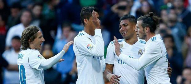 Bale se presenta para Kiev en la goleada del Real Madrid al Celta ... - elpais.com