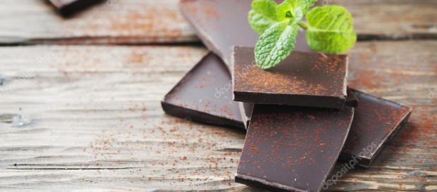 Chocolate negro es bueno para la salud