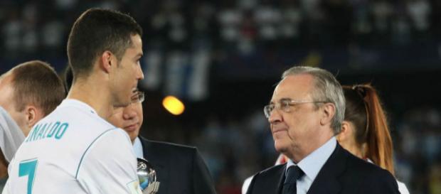 """Florentino Pérez: """"Cristiano Ronaldo is Di Stéfano's heir ... - madridistanews.com"""