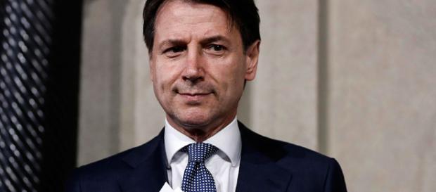 Giuseppe Conte se convierte en el primer ministro de Italia - latercera.com