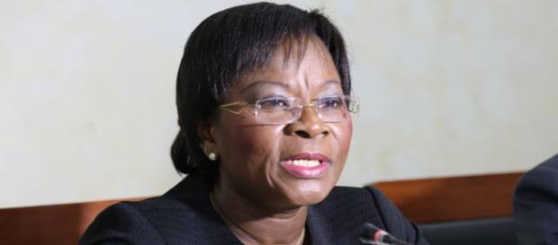 Marie-Odile ATTANASSO ministre de l'Enseignement Supérieur et de la Recherche Scientifique