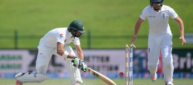 Pakistan v England - 1st Test: (Image via TheRealPCB/Twitter)