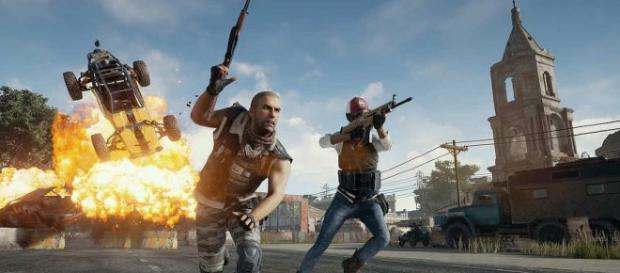 Player Unknown's Battleground y un terreno dorado, minado por sus copias