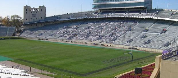 Ryan Field, el estadio de 49,000 asientos en la Universidad Northwestern - pinterest.cl