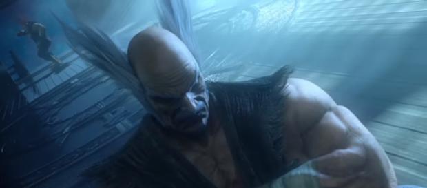'Tekken 7' updates: Kazuma Kiryu, Season 2 DLC characters teased - (E3 2016) [Image via GameNewsOfficial/YouTube screencap]