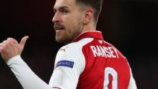 Manchester United interesado en Aaron Ramsey