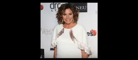 Bravo reality star Luann de Lesseps. - [CNN Today / YouTube screencap]