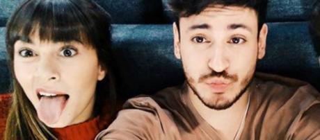 Las redes estallan luego de que Thalía provocara a los fans de Aitana y Cepeda