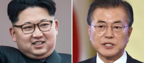 Corea del Norte y Corea del Sur se reúnen