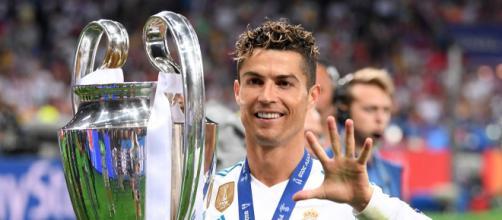 Cristiano Ronaldo ha vinto la quinta Champions League