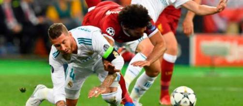 El odio hacia Sergio Ramos es inminente.