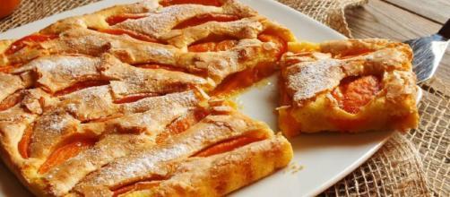 Focaccia dolce alle albicocche | Focaccia, Frutta e Torta - pinterest.com