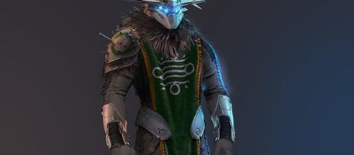 Los Nuevos diseños de armadura para Destiny 2.