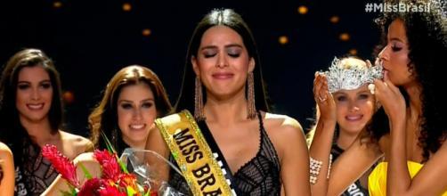 Mayra Dias vence o Miss Brasil 2018