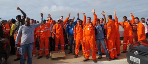 Petroleiros vão entrar em greve