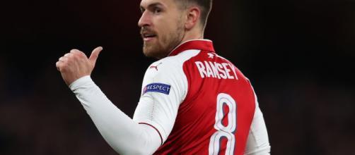 Ramsey es uno de los jugadores más importantes para el Arsenal.