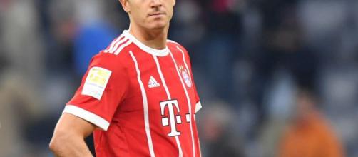 Robert Lewandowski podría dirigirse a la Premier League.