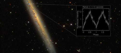 Un nuevo registro astronómico ha sido alcanzado por el hombre