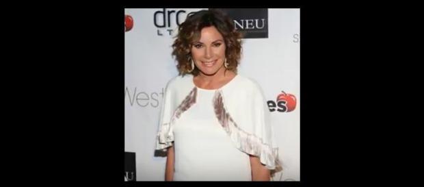 Bravo reality star Luann de Lesseps. - [CNN Today / YouTube screencap]