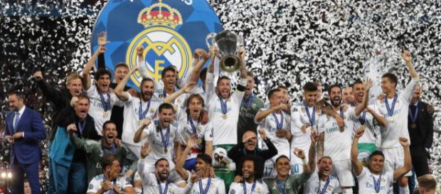 El Madrid en lo más alto del futbol europeo, como siempre. MARCA.com.