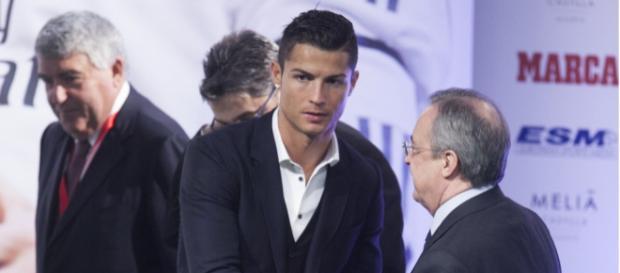 Florentino Perez ferme la porte à un départ de Cristiano Ronaldo !