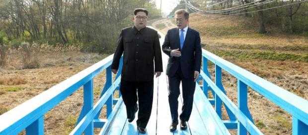 Le due Coree si incontrano ancora.