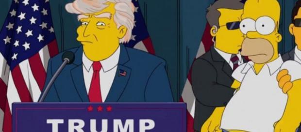 Matt Groening reveló cómo Los Simpson pueden predecir hechos