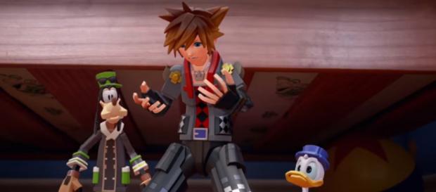 New Kingdom Hearts III Premiere Event ENGLISH Cutscenes [1080p HD] [Image Credit: Soboz/YouTube screencap]