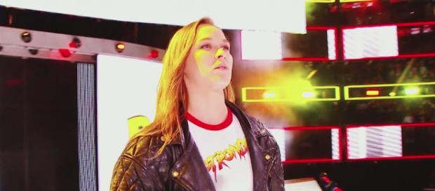 Ronda Rousey is set to debut in Japan several months after the 'SmackDown' stars put on a few shows. - [Image via WWE / YouTube screencap]