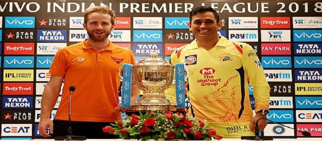 IPL 2018 final: CSK vs SRH live streaming on Star Sports and Hotstar