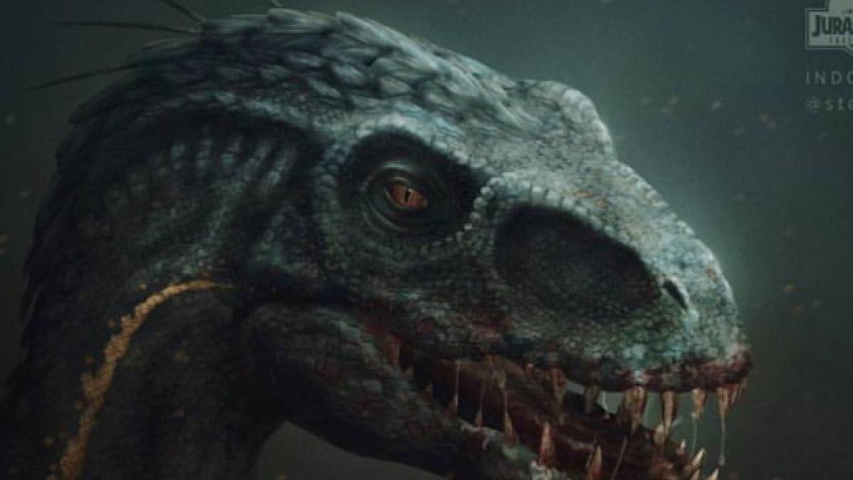 Jurassic World 2 Se Revela Origen Del Indoraptor Fix bug magic raptor indo pocket dinosaur jurassic go. jurassic world 2 se revela origen del