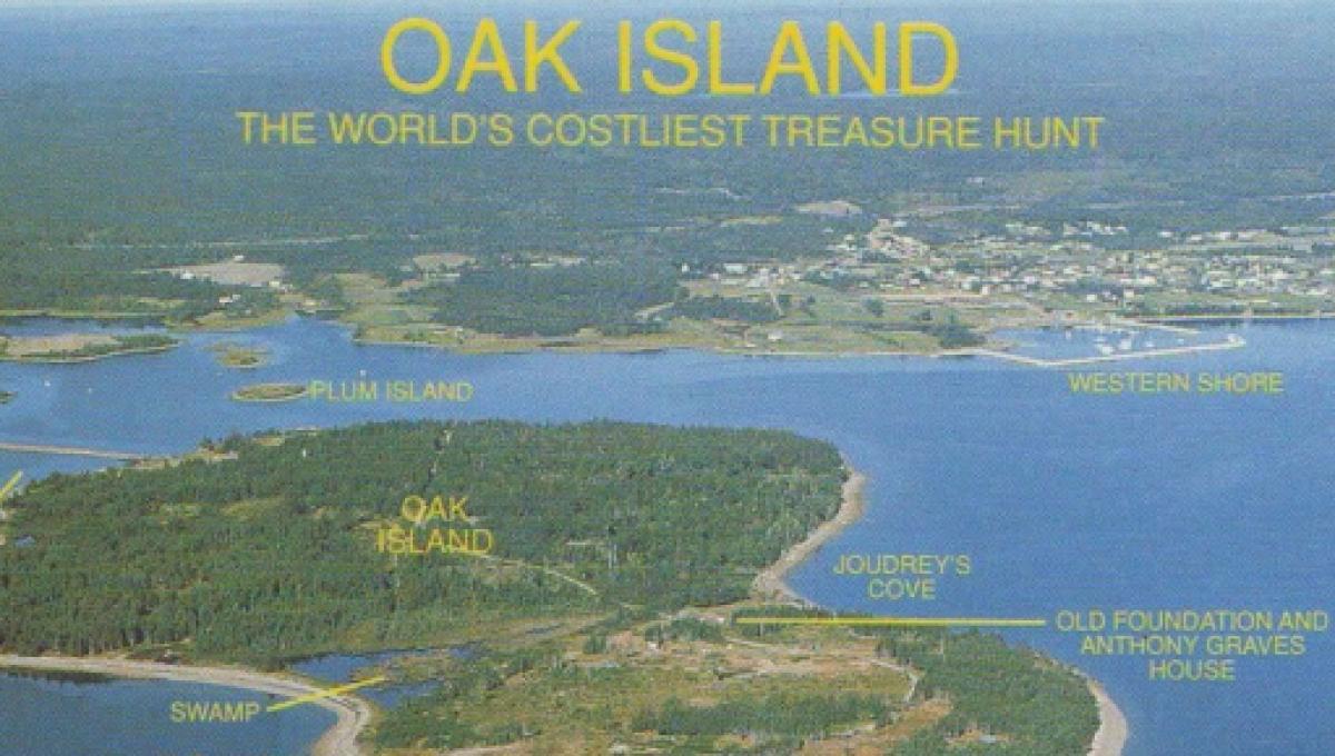 The Curse Of Oak Island Season 6 Rick Spotted Crew Is Already On