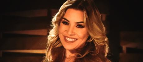 Naiara Azevedo dividiu opiniões em apresentaçao no Show dos Famosos