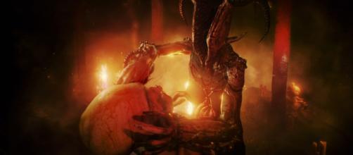 Agony lanza un tráiler oscuro y misterioso de Gameplay Fractal