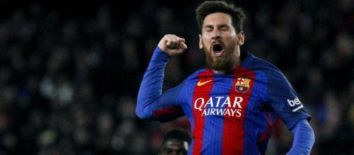 Barsa a cuartos de final, gracias a Messi - com.pa