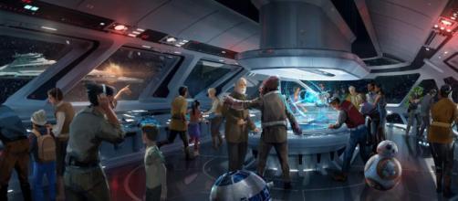 Disney revela detalles de sus parques 'Star Wars' y anuncia una atracción Marvel en Europa