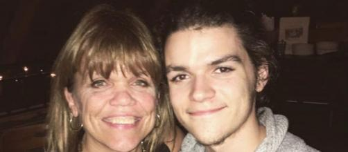 """Former """"Little People, Big World"""" star Jacob Roloff releases new book / Photo via Amy Roloff, Instagram"""